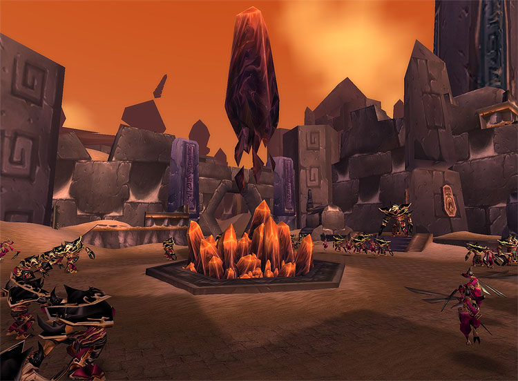 Gates of Ahn'Qiraj - Wowpedia - Your wiki guide to the World