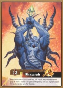 Shazzrah TCG card back.jpg