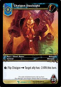 Chaigon Steelsight TCG Card.jpg