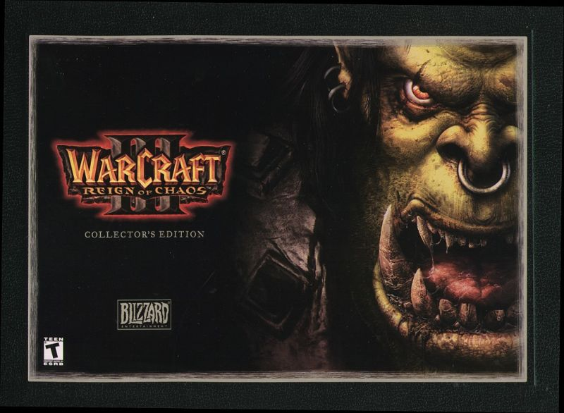 Warcraft Iii Reign Of Chaos Collector S Edition Wowpedia Your