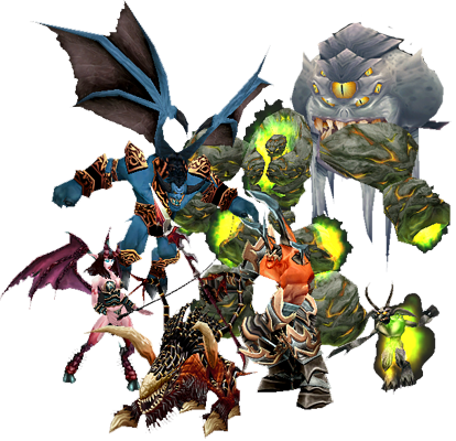 Demon Wowpedia Your Wiki Guide To The World Of Warcraft
