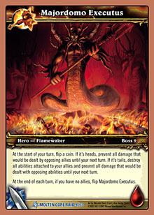 Majordomo Executus TCG card.jpg