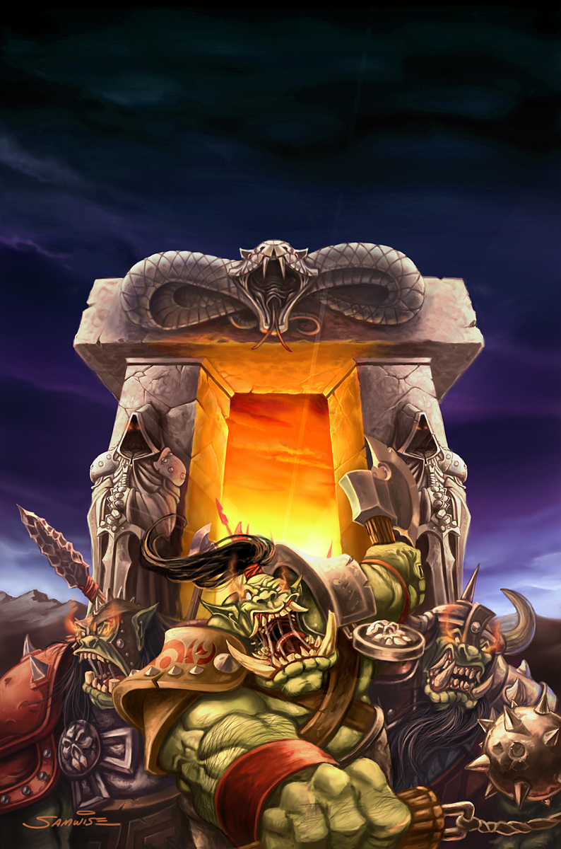 Horde Of Draenor Wowpedia Your Wiki Guide To The World Of Warcraft