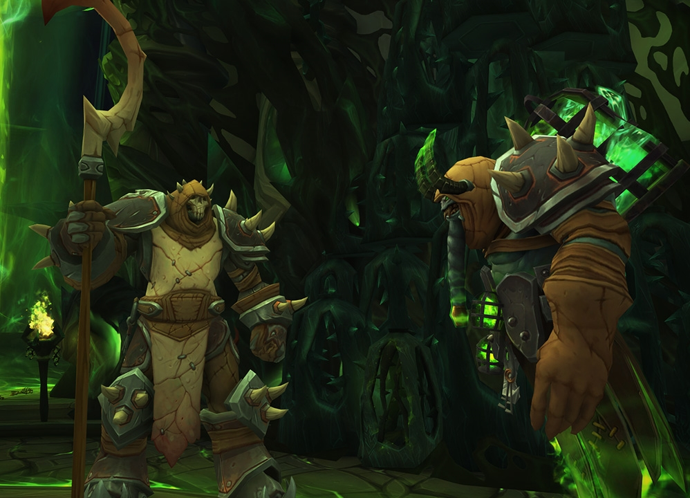 Demonic Inquisition - Wowpedia - Your wiki guide to the