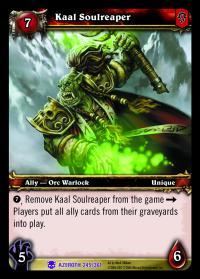 Kaal Soulreaper TCG Card.jpg