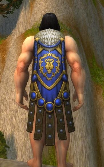 War Mantle Of The Alliance - Wowpedia