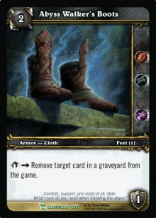 Abyss Walkers Boots TCG card.jpg