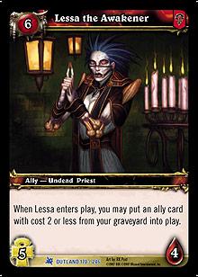 Lessa the Awakener TCG Card.jpg