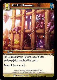 Corki's Ransom TCG Card.jpg