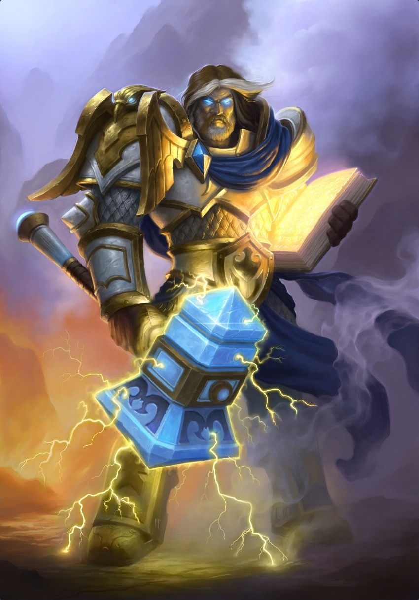 Uther The Lightbringer Wowpedia Your Wiki Guide To The World Of