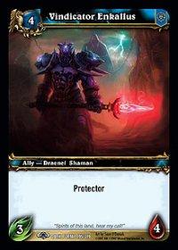 Vindicator Enkallus TCG card.jpg