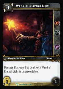 Wand of Eternal Light TCG Card.jpg