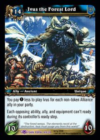 Ivus the Forest Lord TCG card.jpg