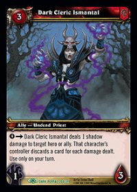 Dark Cleric Ismantal TCG Card.jpg