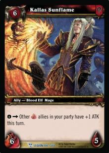 Kallas Sunflame TCG Card.jpg