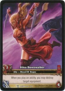 Silea Dawnwalker TCG extCard.jpg