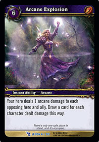 Arcane Explosion TCG Card.jpg