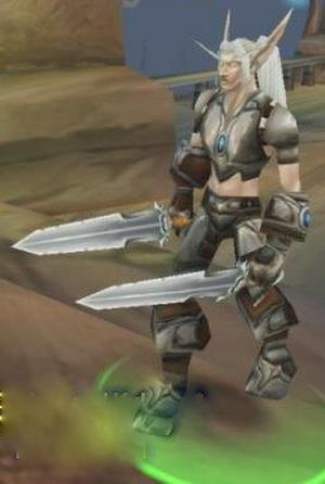 Death-Hunter Hawkspear - Wowpedia - Your wiki guide to the
