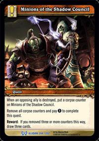 Minions of the Shadow Council TCG Card.jpg