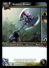 Arcanite Reaper TCG card.jpg