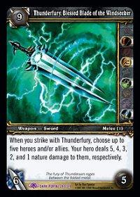 Thunderfury Blessed Blade of the Windseeker TCG Card.JPG