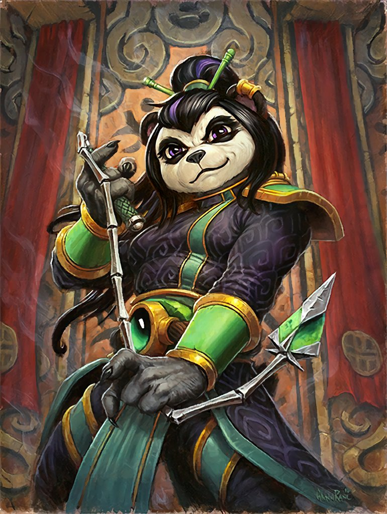 Aya Blackpaw - Wowpedia - Your wiki guide to the World of