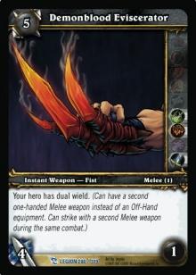 Demonblood Eviscerator TCG Card.jpg