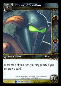 Horns of Eranikus TCG Card.jpg