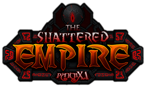Patch X.1 - The Shattered Empire.