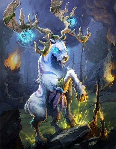 World of Warcraft - A Esperança está em Kalimdor  D & D 3.5 para World of Warcraft  5 vagas. - Página 12 Malorne_TCG