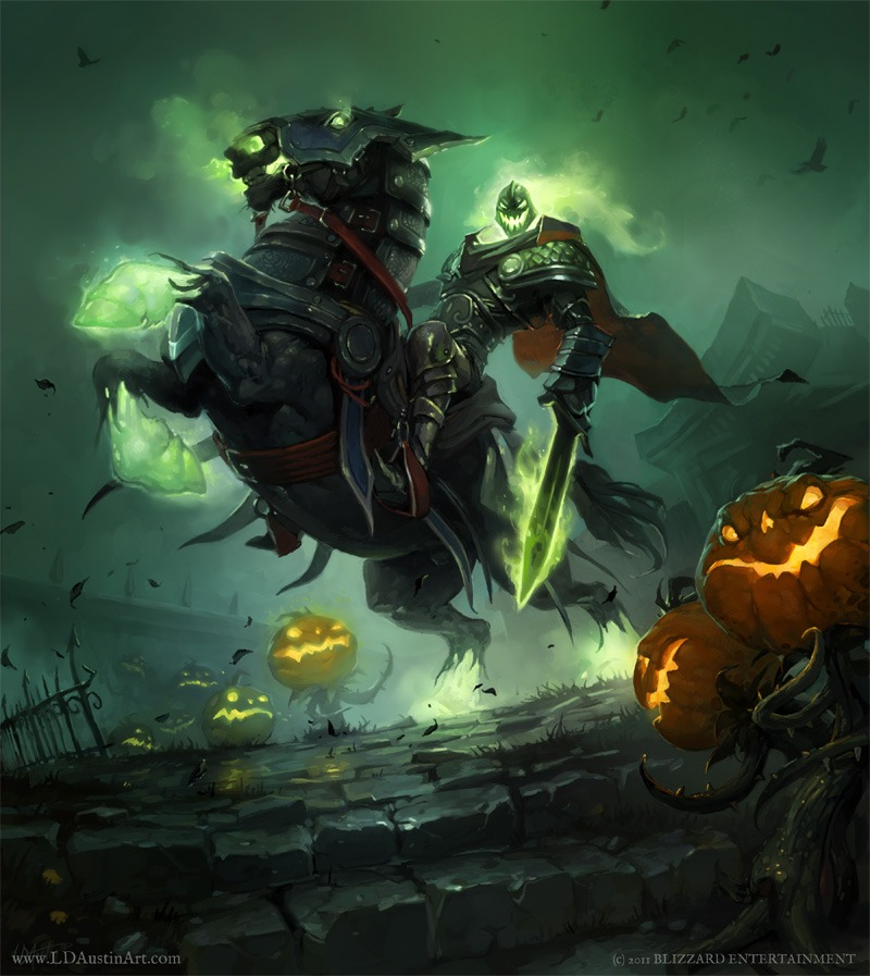 Headless Horseman - Wowpedia - Your wiki guide to the World of Warcraft