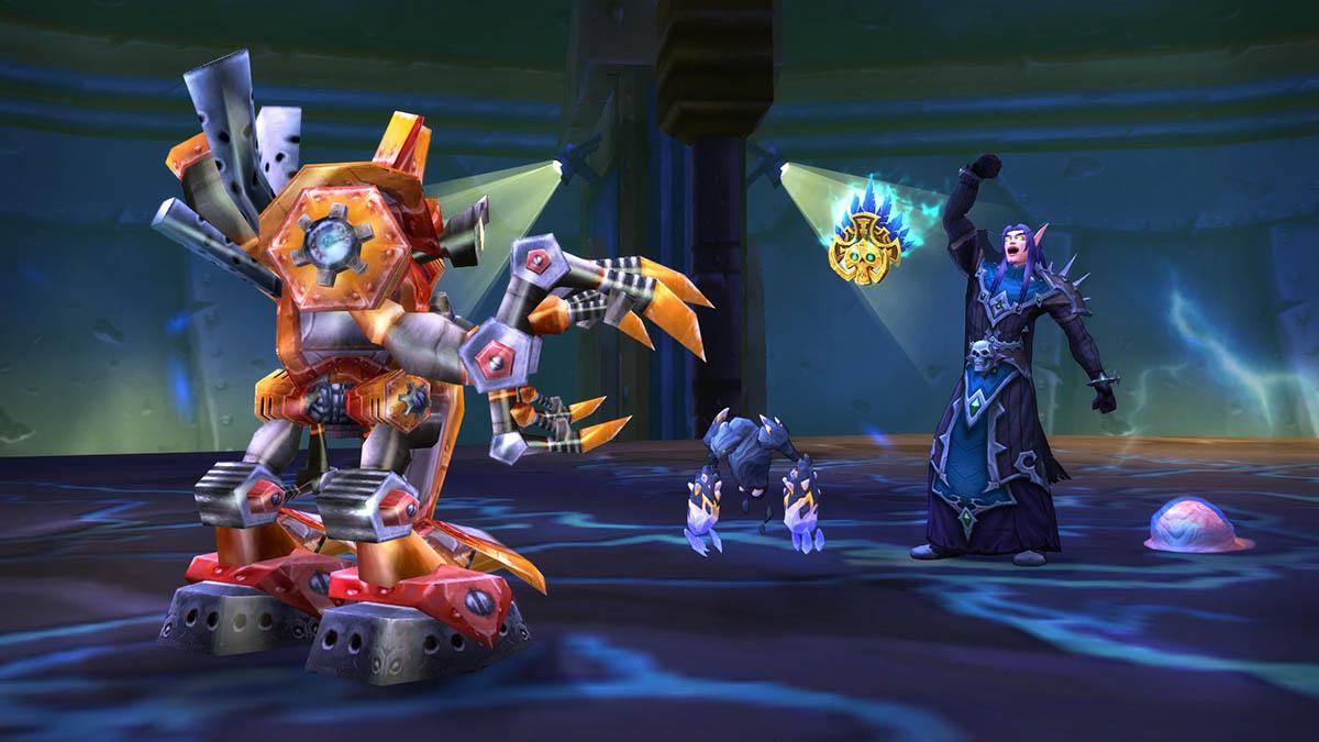 Wow Combat Bot