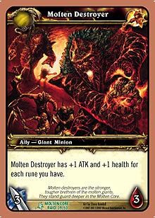 Molten Destroyer TCG card.jpg