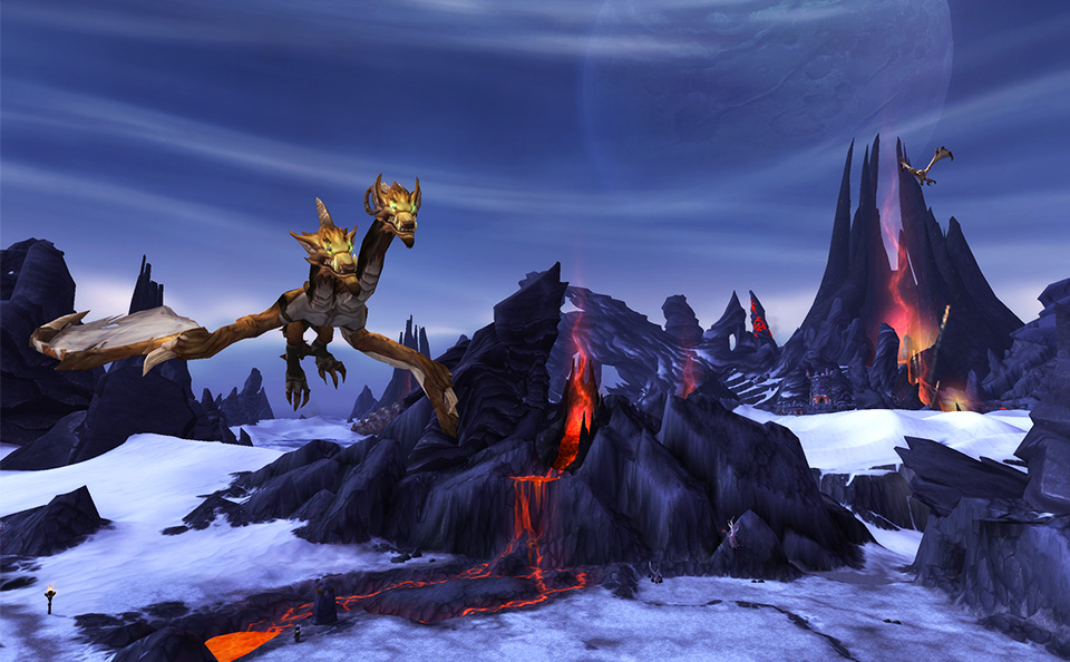 Frostfire Ridge Wowpedia Your Wiki Guide To The World Of Warcraft