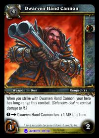Dwarven Hand Cannon TCG card.jpg