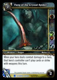Fang of the Crystal Spider TCG Card.jpg