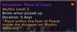 Mythic Keystones