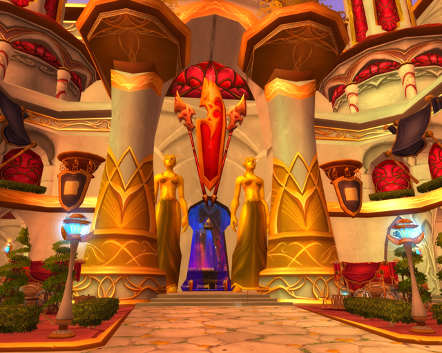 Hall of Blood - Wowpedia - Your wiki guide to the World of ...