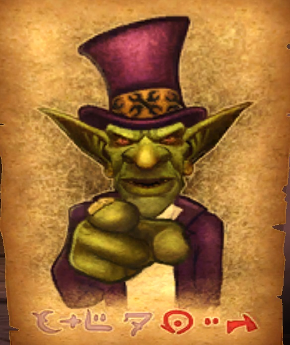 Goblin (language) - Wowpedia - Your wiki guide to the World