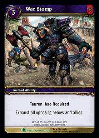War Stomp TCG Card.JPG