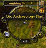 Archaeology - Wowpedia - Your wiki guide to the World of