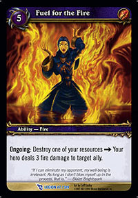 Fuel for the Fire TCG Card.jpg