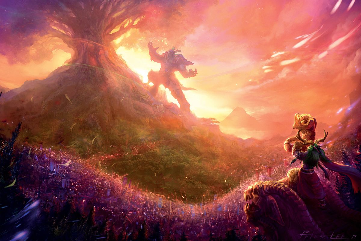 Battle Of Mount Hyjal Wowpedia Your Wiki Guide To The World Of