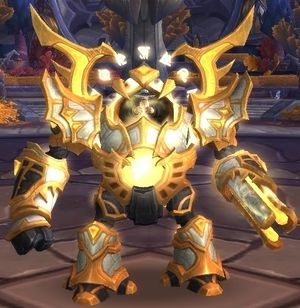 Lightforged Warframe mount.jpg