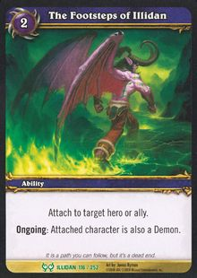The Footsteps of Illidan TCG Card.jpg