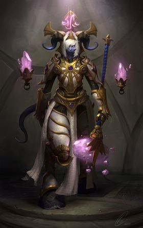 Draenei - Wowpedia - Your wiki guide to the World of Warcraft Draenei Wow