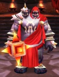 Image of Warbringer O'mrogg