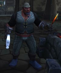 "Image of Grix ""Ironfists"" Barlow"