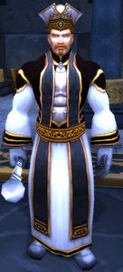 Image of Human Cleric
