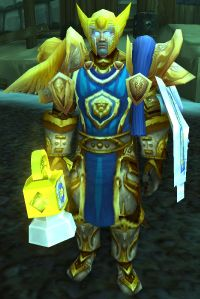 Image of Stormwind Captain